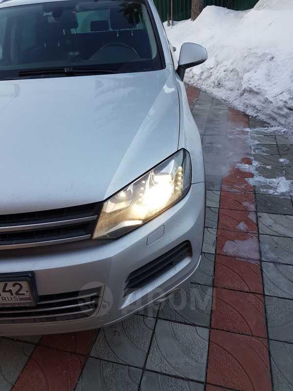 Volkswagen Touareg, 2012 год, 1 590 000 руб.