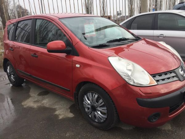 Nissan Note, 2007 год, 345 000 руб.