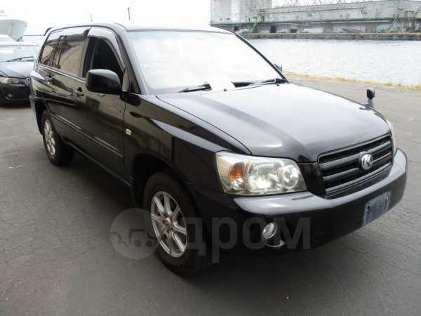 Toyota Kluger V, 2005 год, 485 000 руб.