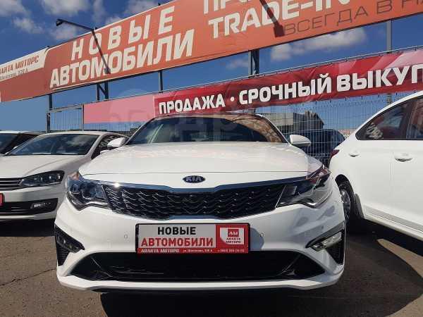 Kia Optima, 2018 год, 1 845 000 руб.