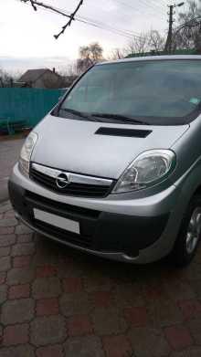 Курск Opel Vivaro 2007