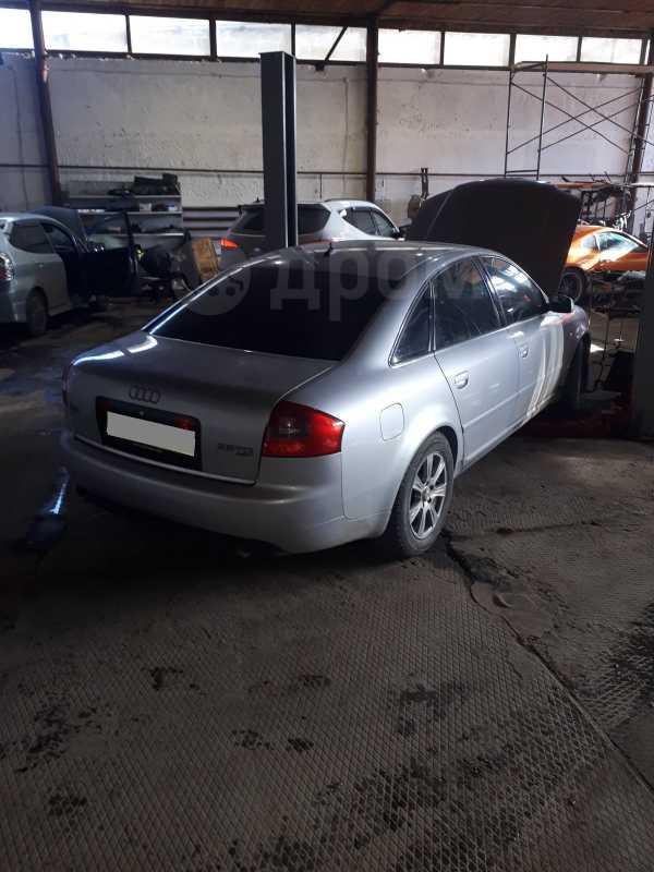 Audi A6, 2003 год, 335 000 руб.
