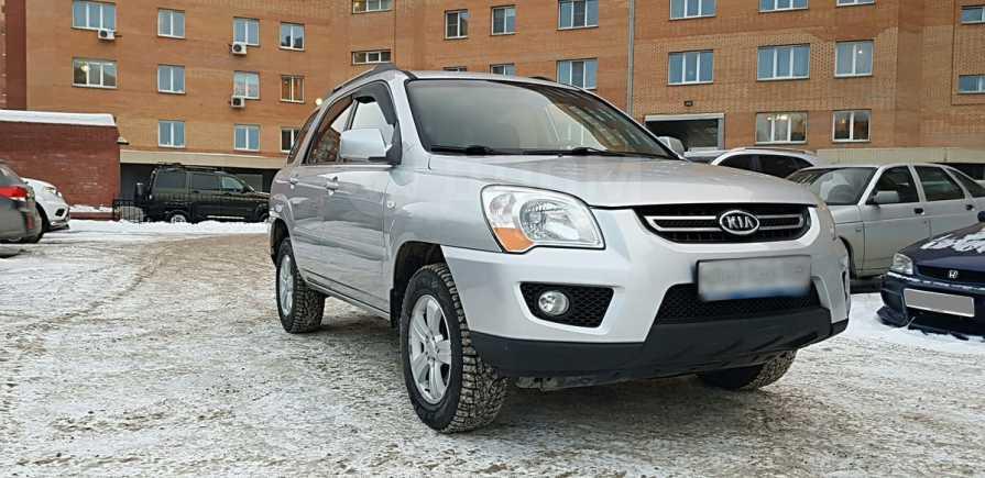 Kia Sportage, 2010 год, 557 000 руб.