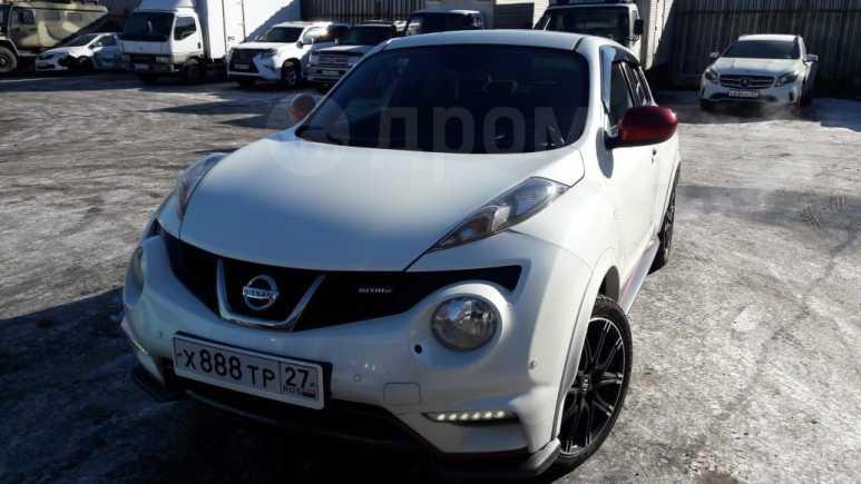 Nissan Juke, 2013 год, 1 000 000 руб.