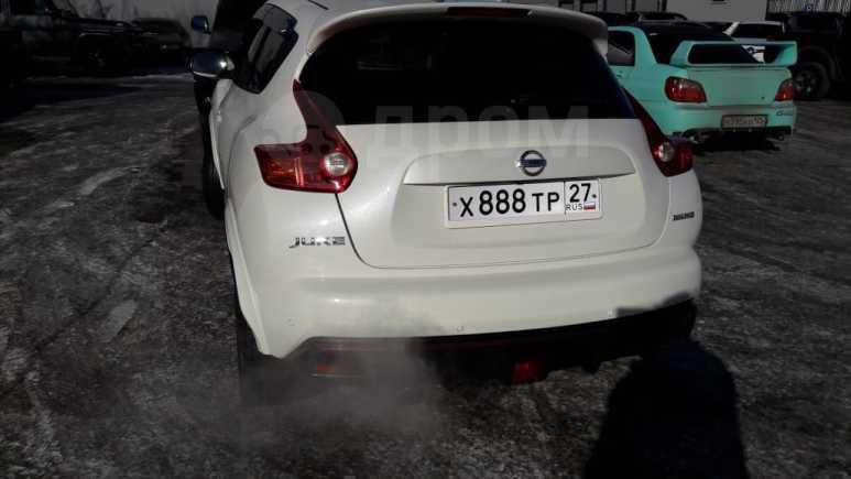 Nissan Juke, 2013 год, 799 999 руб.