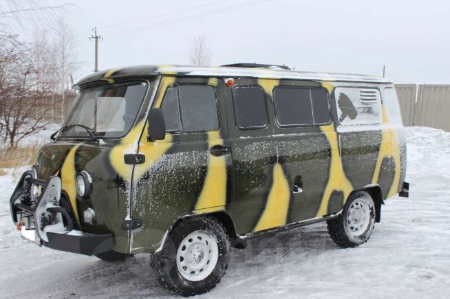 УАЗ Буханка, 2009 год, 370 000 руб.