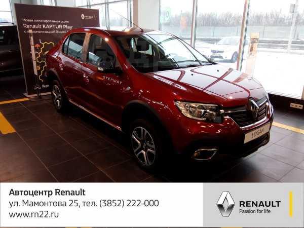 Renault Logan Stepway, 2018 год, 842 970 руб.