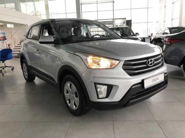 Hyundai Creta, 2019 год, 1 151 000 руб.