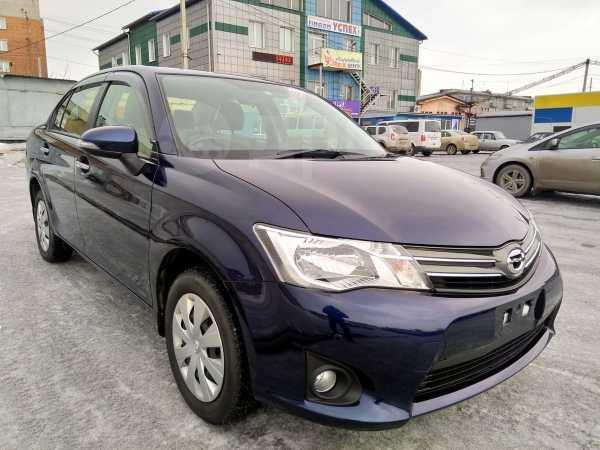 Toyota Corolla Axio, 2014 год, 718 000 руб.