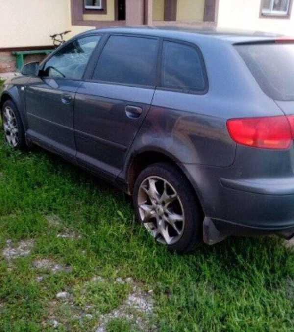 Audi A3, 2005 год, 285 000 руб.