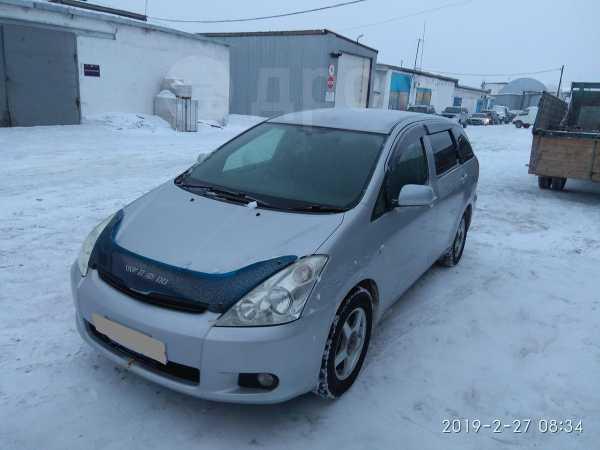 Toyota Wish, 2003 год, 428 000 руб.