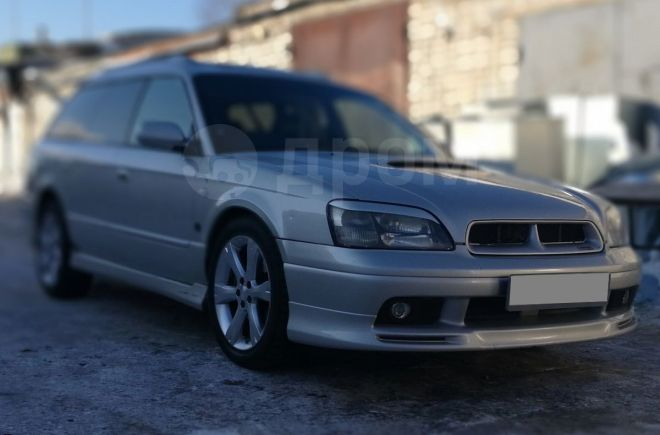 Subaru Legacy, 1999 год, 330 000 руб.