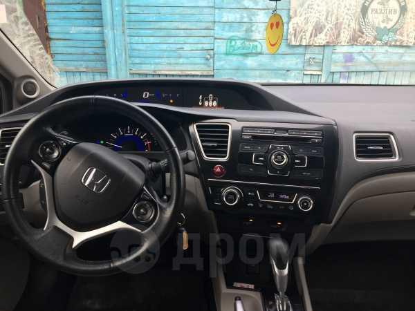 Honda Civic, 2014 год, 800 000 руб.
