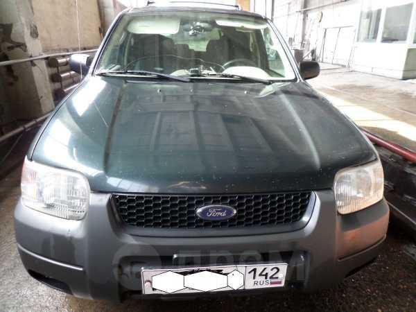 Ford Escape, 2003 год, 360 000 руб.