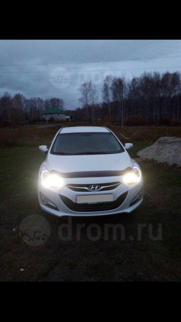 Hyundai i40, 2012 год, 730 000 руб.