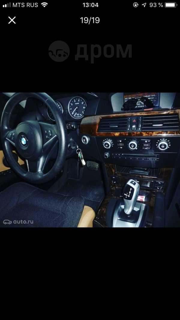 BMW 5-Series, 2008 год, 650 000 руб.