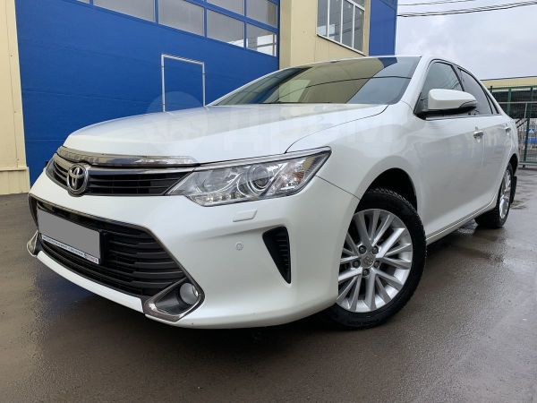 Toyota Camry, 2015 год, 1 349 000 руб.