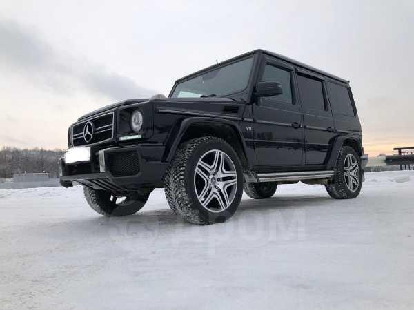 Mercedes-Benz G-Class, 2003 год, 1 900 000 руб.