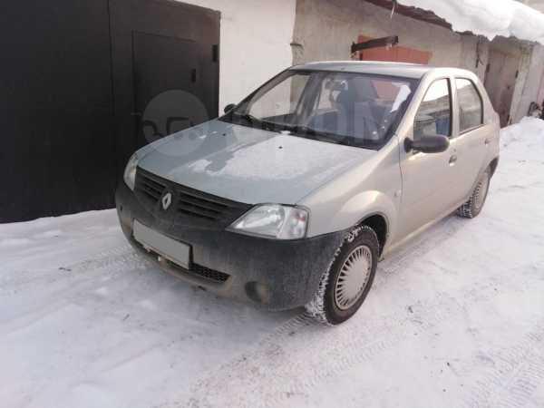 Renault Logan, 2007 год, 138 000 руб.