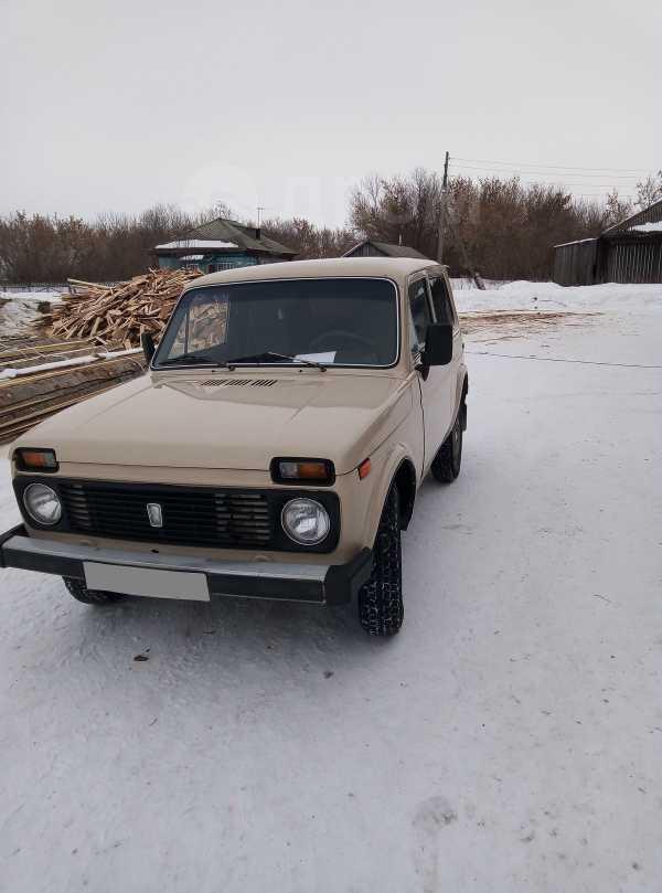 Лада 4x4 2121 Нива, 1984 год, 68 000 руб.
