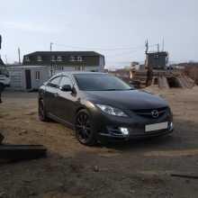 Владивосток Atenza 2011