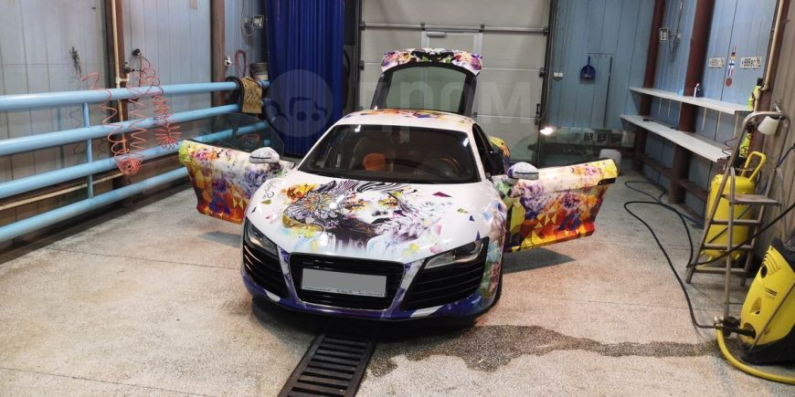 Audi R8, 2007 год, 2 500 000 руб.