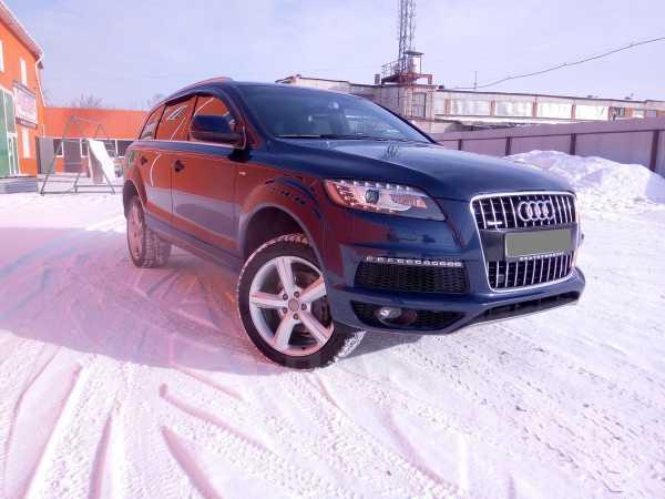 Audi Q7, 2010 год, 1 360 000 руб.