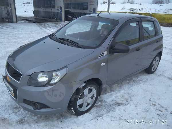 Chevrolet Aveo, 2011 год, 344 900 руб.