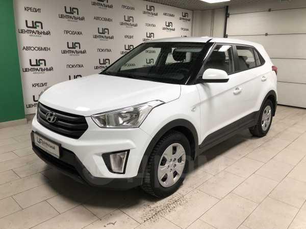 Hyundai Creta, 2017 год, 895 000 руб.