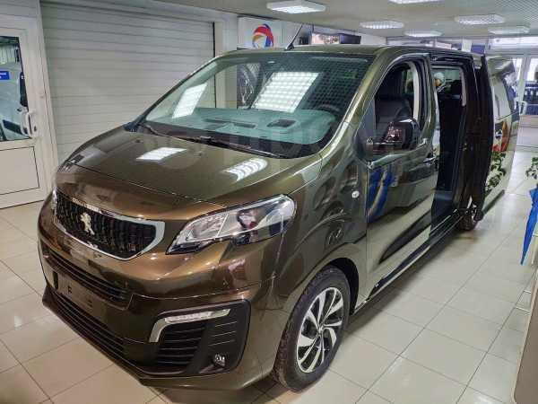 Peugeot Traveller, 2018 год, 2 749 900 руб.
