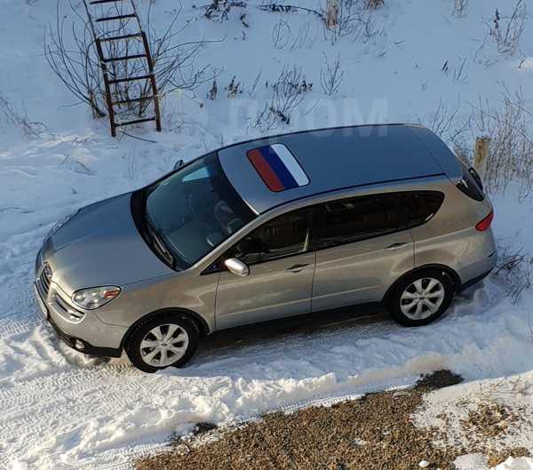 Subaru Tribeca, 2005 год, 640 000 руб.