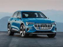 Audi e-tron 2018, suv, 1 поколение