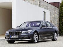 BMW 7-Series 6 поколение, 07.2015 - 12.2018, Седан