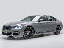BMW 7-Series 6 поколение, 07.2015 - н.в., Седан