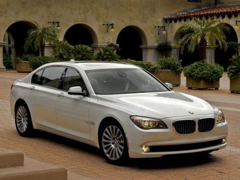 BMW 7-Series (F01) 06.2008 - 07.2012
