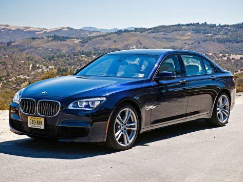 BMW 7-Series (F01) 07.2012 - 07.2015