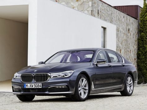 BMW 7-Series (G11, G12) 07.2015 - 12.2018