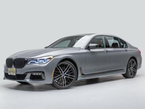 BMW 7-Series (G11, G12) 07.2015 -  н.в.