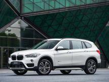 BMW X1 2016, suv, 2 поколение, F48