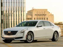 Cadillac CT6 2015, седан, 1 поколение