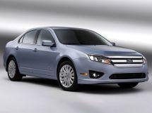 Ford Fusion рестайлинг, 1 поколение, 02.2009 - 12.2011, Седан