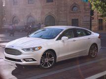 Ford Fusion рестайлинг 2016, седан, 2 поколение