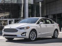 Ford Fusion 2-й рестайлинг 2018, седан, 2 поколение