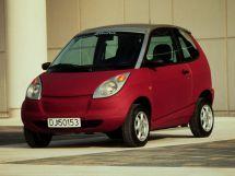 Ford Th!nk 1 поколение, 10.1999 - 03.2002, Хэтчбек 3 дв.