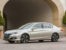 Honda Accord 2012, седан, 9 поколение, CR