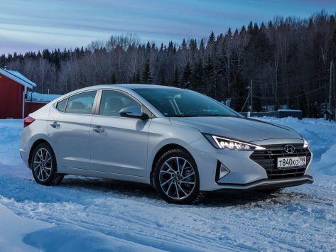 Hyundai Elantra  08.2018 - 12.2020