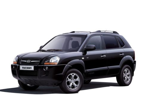 Hyundai Tucson  07.2004 - 08.2009