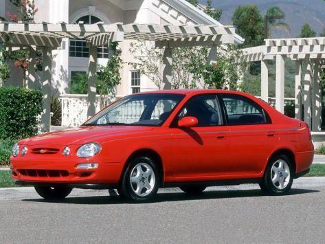 Kia Spectra (SD) 05.2000 - 09.2002