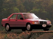 Mercedes-Benz 190 1982, седан, 1 поколение, 190