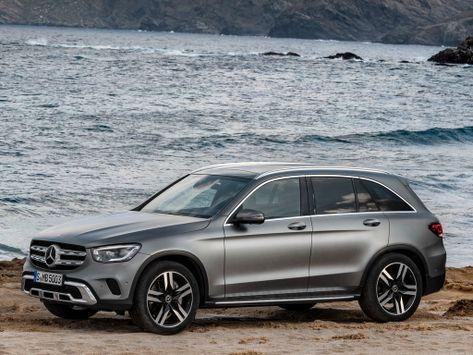 Mercedes-Benz GLC (X253) 03.2019 -  н.в.